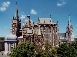 The Aachen Cathedral, Aachen, Germany