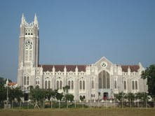 The Medak Cathedral, Medak City, Andhra Pradesh