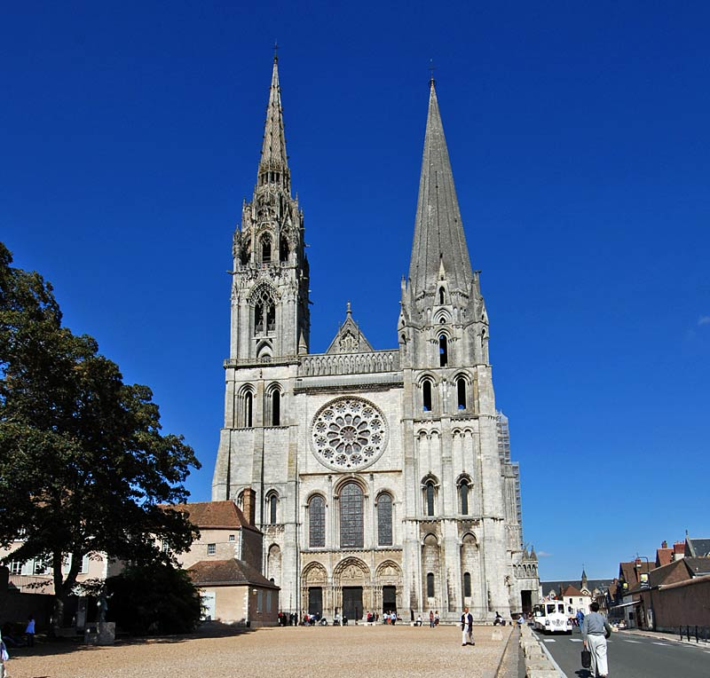 Chartres France  city photos : Chartres Cathedral, Chartres, France