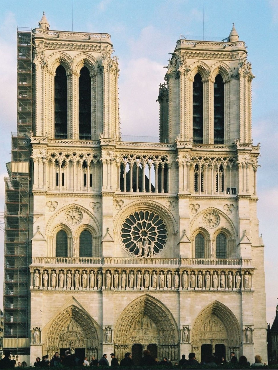 notre dame paris - photo #12