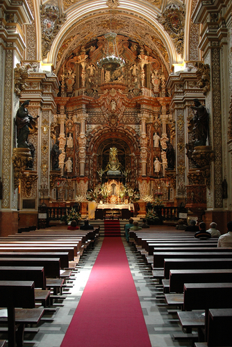 World Churches: Famous Churches - The Cathedral of Seville ...