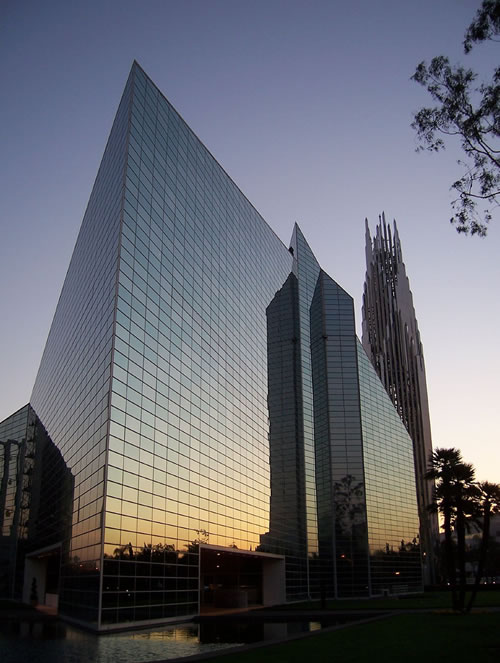 World Churches Beautiful Churches The Crystal Cathedral