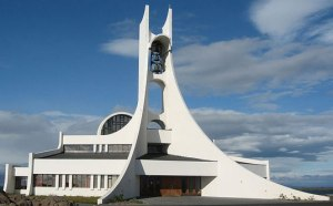 Church of Stykkisholmur, Iceland