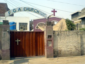 FGA Church, Badami Bagh, Lahore