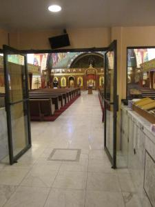 Interior - St. Sava Serbian Orthodox Church in Phoenix