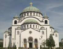 The Cathedral of Saint Sava, Belgrade, Serbia