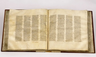 Earliest Bible
