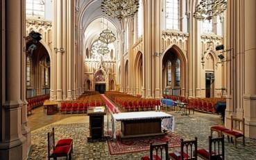 St Nicholas Church - House of Organ Music, Kiev, Ukraine